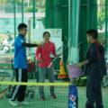 期待を超える知的障がい者テニス教室!