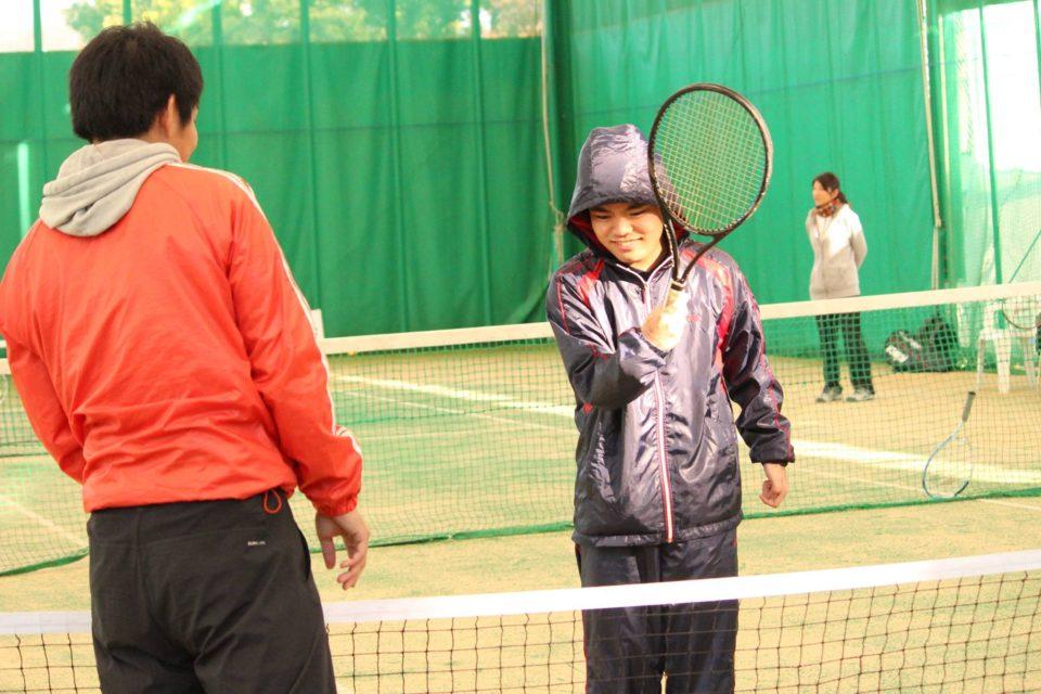 第2回Special Tennis(知的障がいのある方のテニス教室)を開催しました!