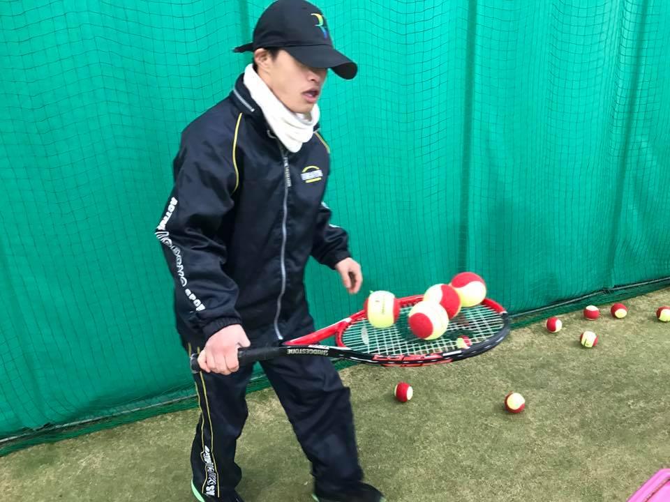 第3回Special Tennis(知的障がいのある方のテニス教室)を開催しました!