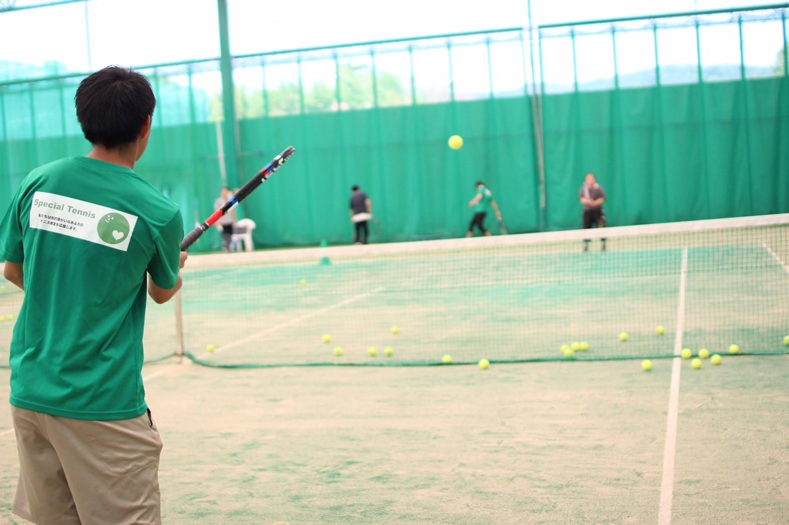 第10回目Special Tennis開催しました!