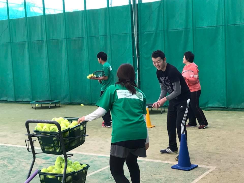 第17回目Special Tennis開催しました!